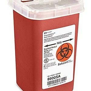 Sharps Biowaste Container
