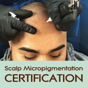 Scalp Micropigmentation Courses